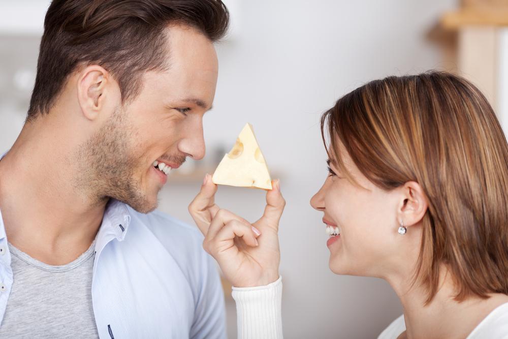 Внешность древнего человека изменилась из-за сыра