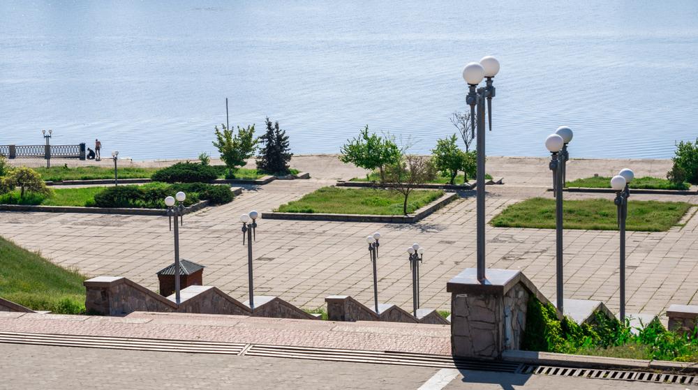 Парк Славы в Херсоне