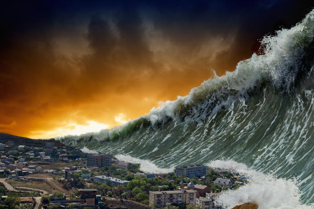 Ученые выяснили, что вызывает волны-убийцы