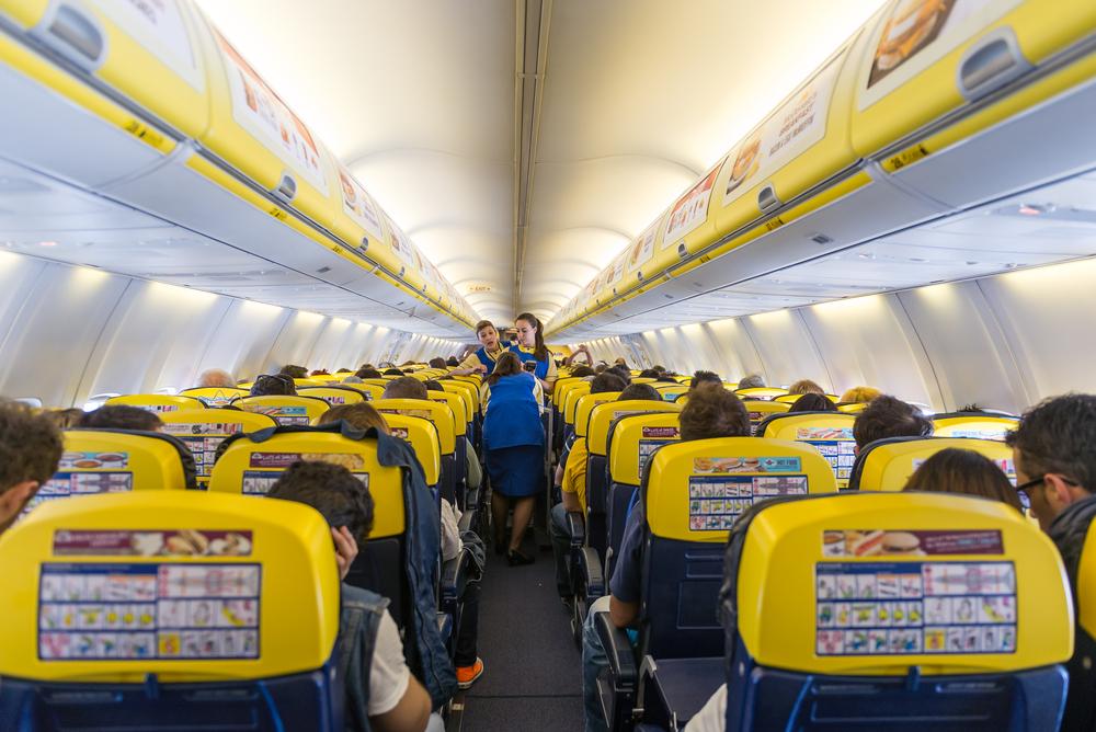 В Ryanair заявили, что улучшили пассажирские места.Вокруг Света. Украина