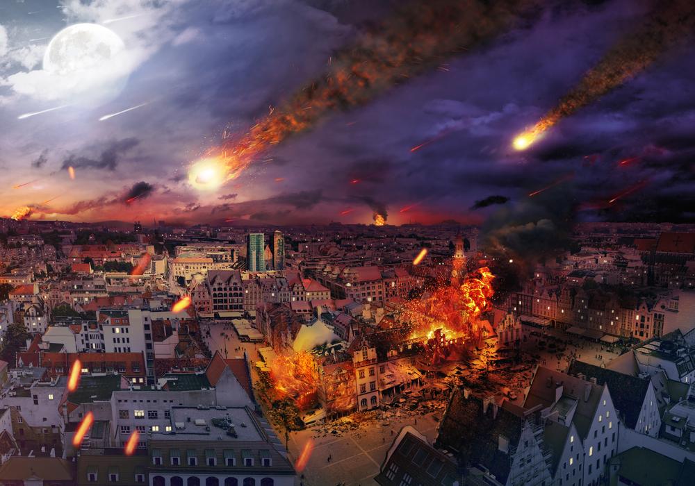 В мире стремительно растет количество стихийных бедствий