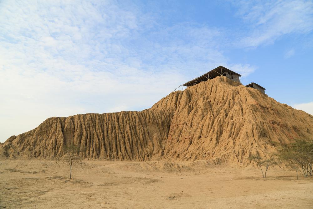 На раскопках пирамиды в Перу обнаружены останки китайцев