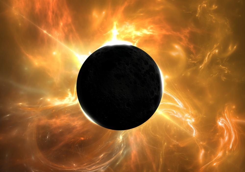 NASA отправит два военных самолета на съемки полного солнечного затмения