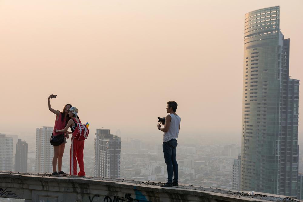 Снести или помиловать: Призрачная Башня в Бангкоке привлекает сталкеров со всего мира.Вокруг Света. Украина