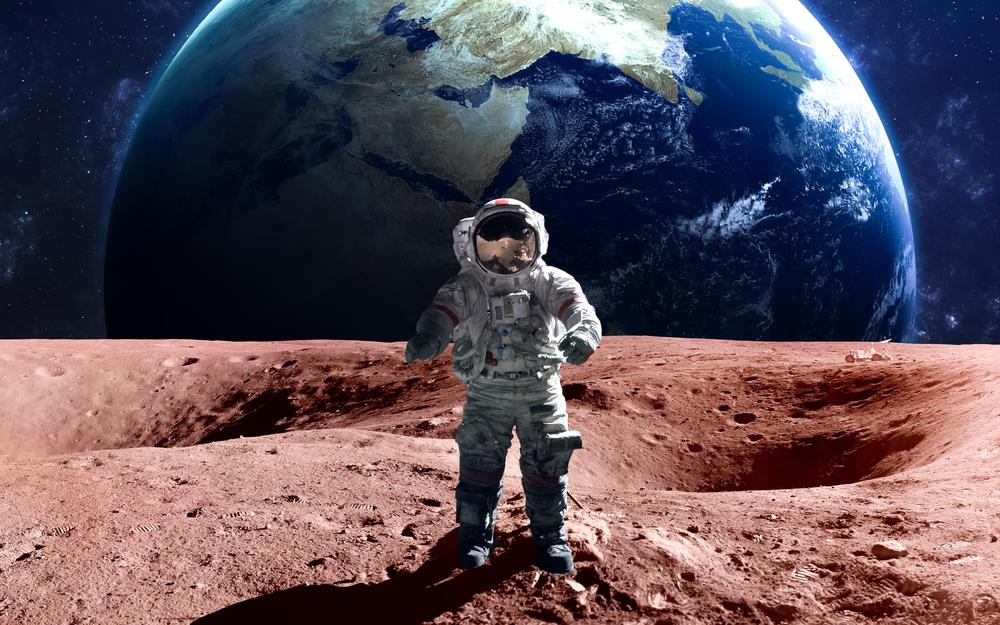 Космос будут колонизировать с помощью отходов жизнедеятельности первопроходцев