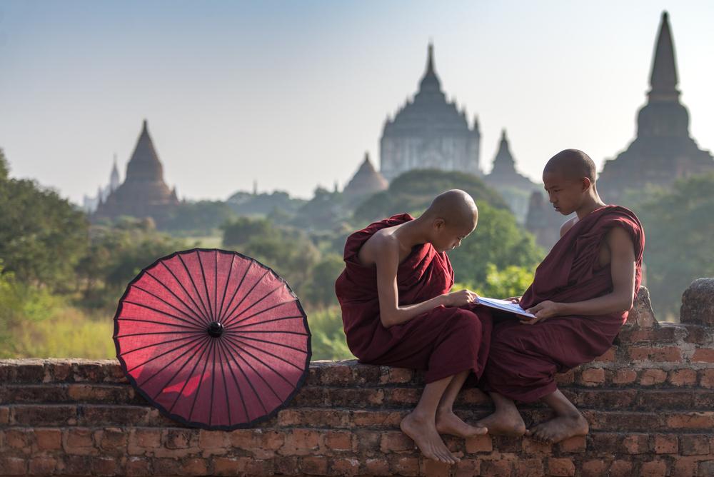 Такая особенная Мьянма