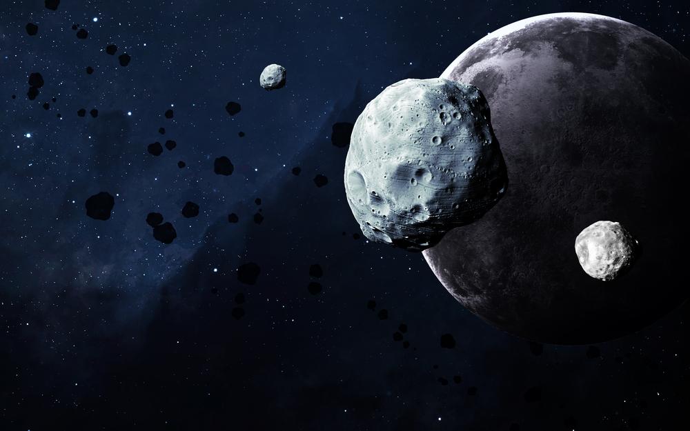 Гигантский астероид Florence пройдет в опасной близости от Земли.Вокруг Света. Украина