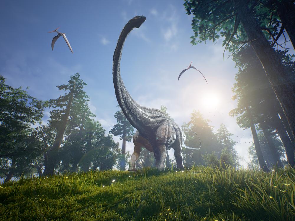 Ученые открыли в Танзании неизвестный вид гигантских динозавров