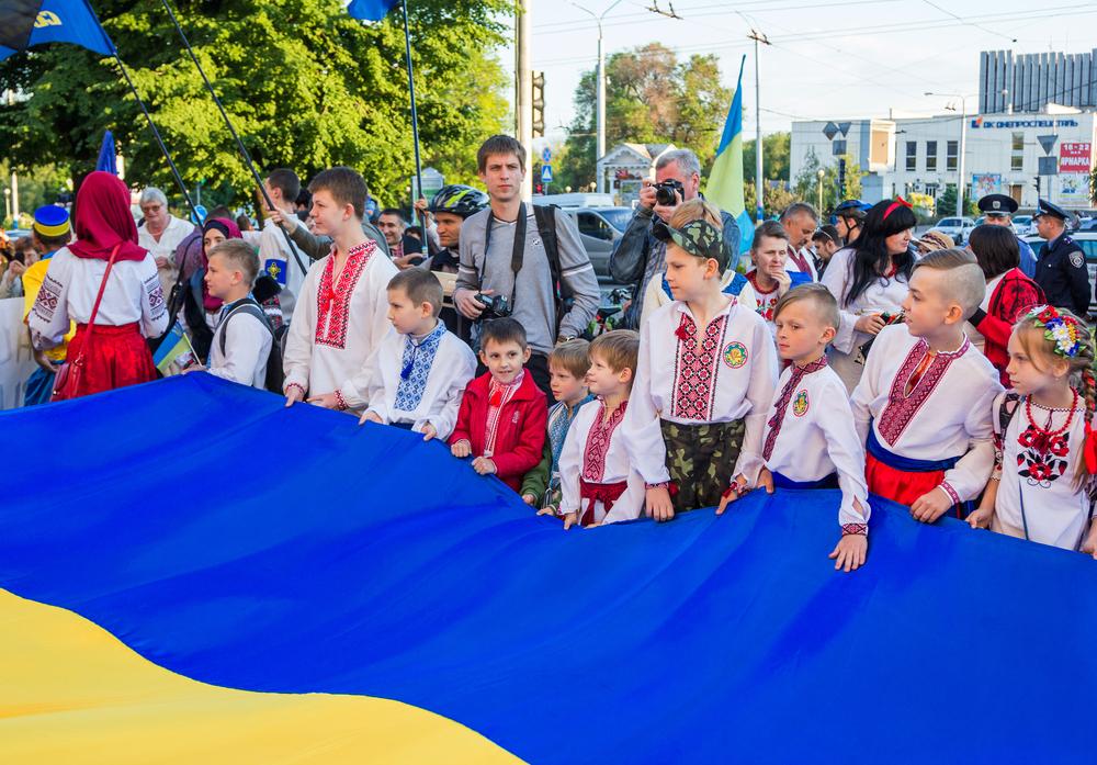 12 интересных фактов об украинском флаге.Вокруг Света. Украина