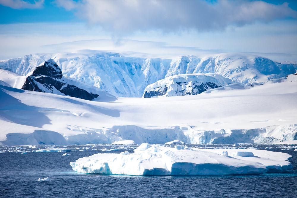 Ученые предупреждают: когда вулканы Антарктиды проснутся, начнется Великий потоп
