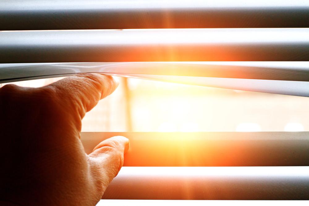 Создан материал, который остывает на солнце