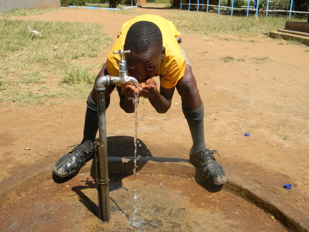 Всемирная неделя воды: ЮНИСЕФ «поздравила» пугающей статистикой