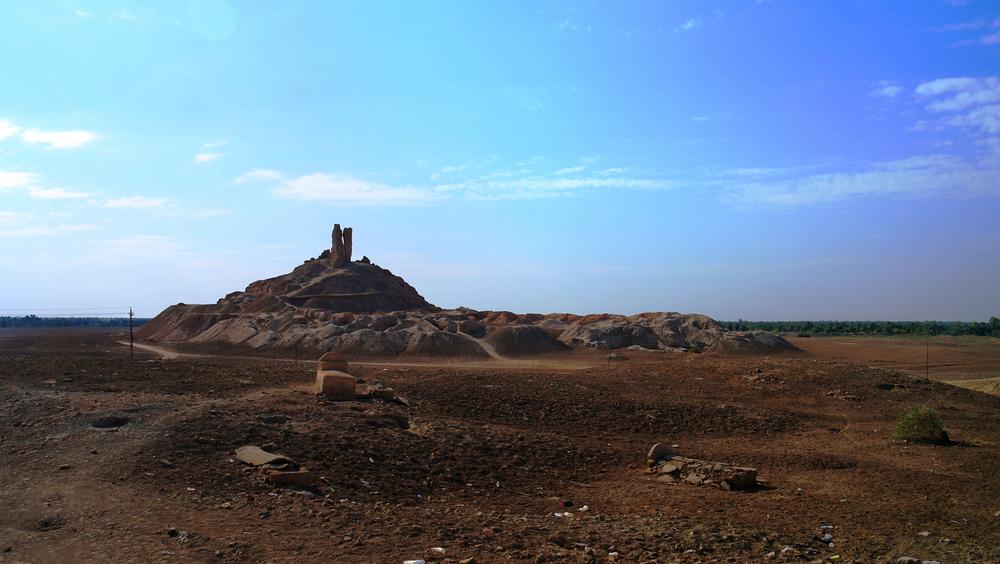 Город в Ираке, где жила Агата Кристи, стерли с лица земли