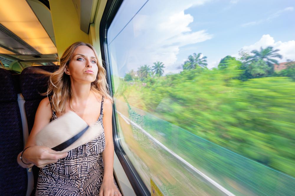 Почему в украинских поездах так жарко.Вокруг Света. Украина