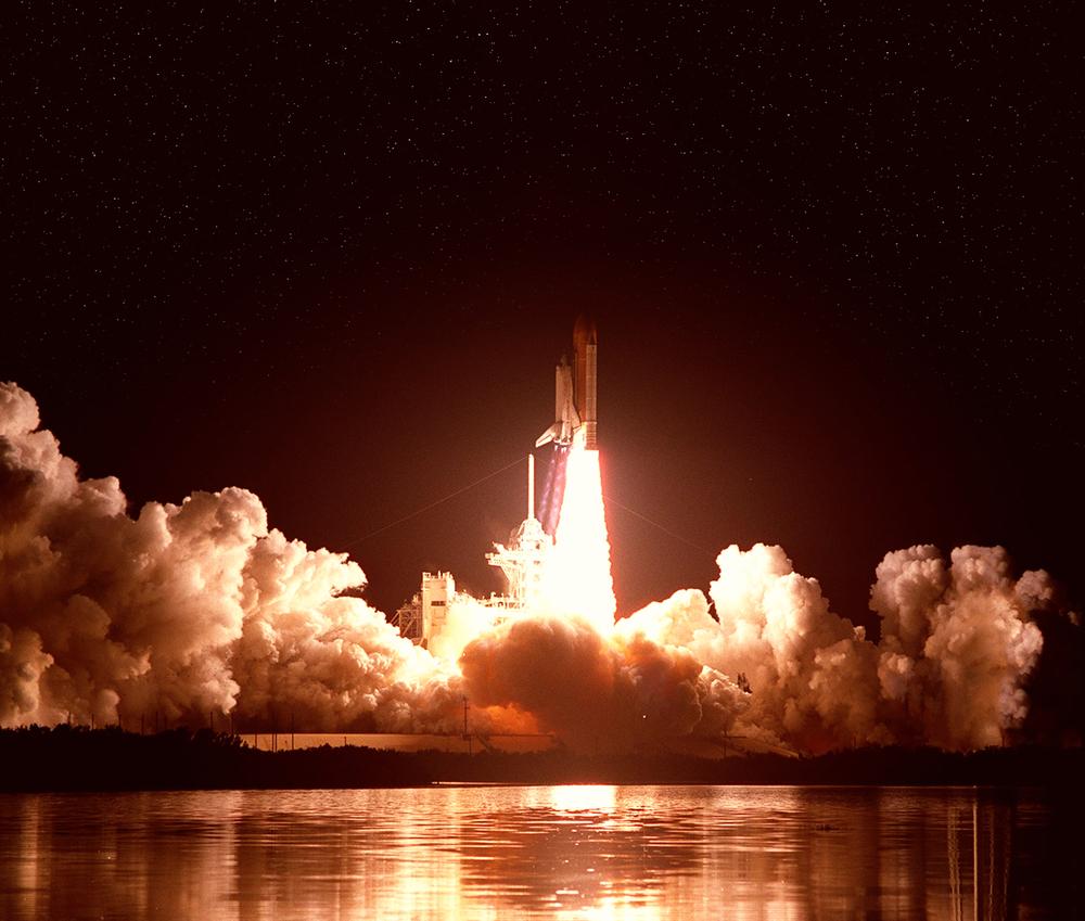 В Южной Америке успешно запустили ракету с украинским двигателем