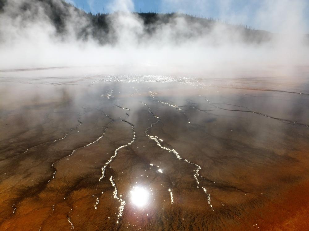 NASA с риском для человечества остудит Йеллоустонский супервулкан