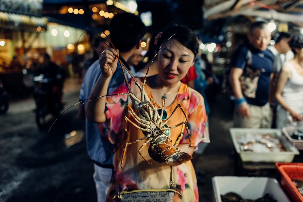 В Таиланде стартовал традиционный фестиваль омаров