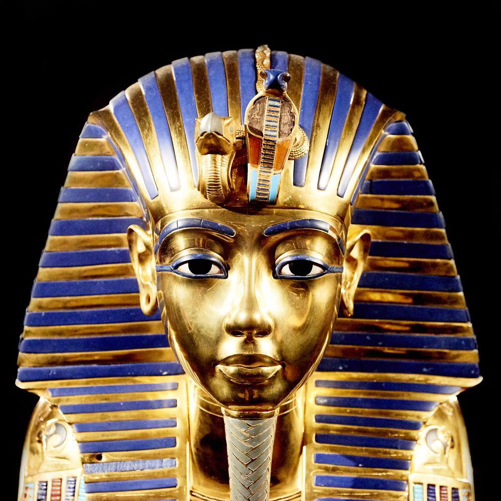 Археологи показали раскладушку Тутанхамона