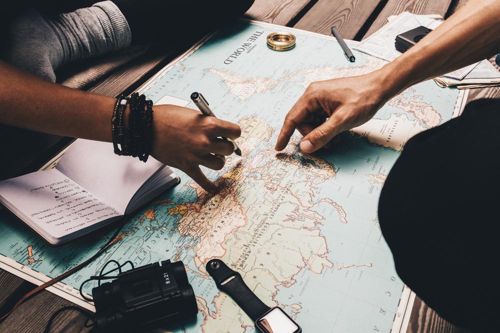 ТОП-10 сервисов и приспособлений для удачного путешествия