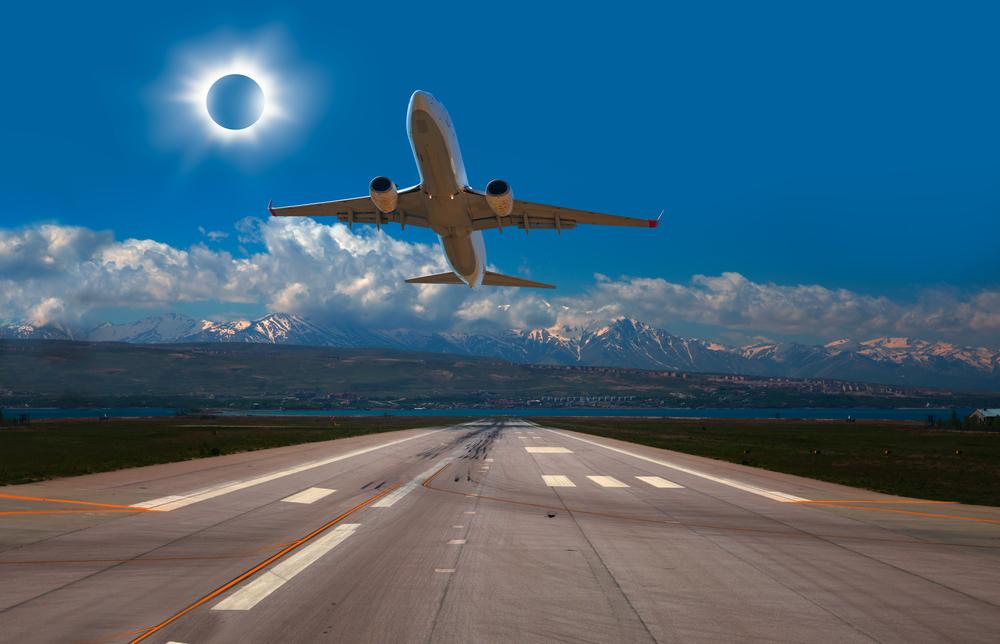 Солнечное затмение 2017: на Аляске создали спецрейс для наблюдения