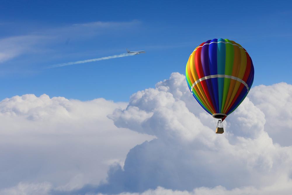 На День независимости над Киевом запустят воздушные шары