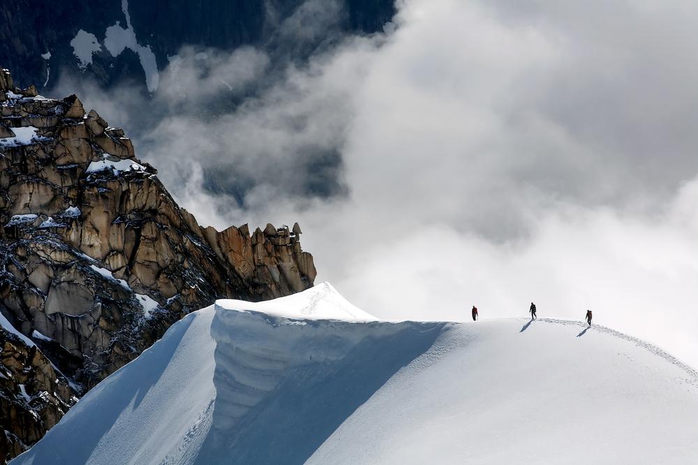 Путь к небесам: 10 фактов об альпинизме