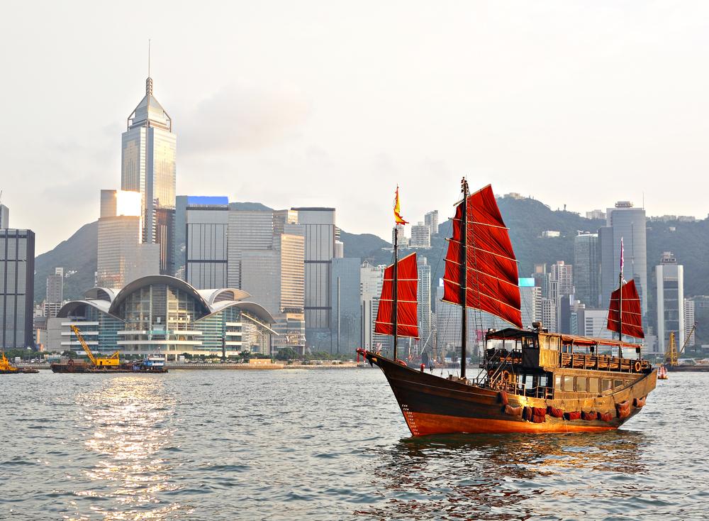Мечты приводят в Гонконг