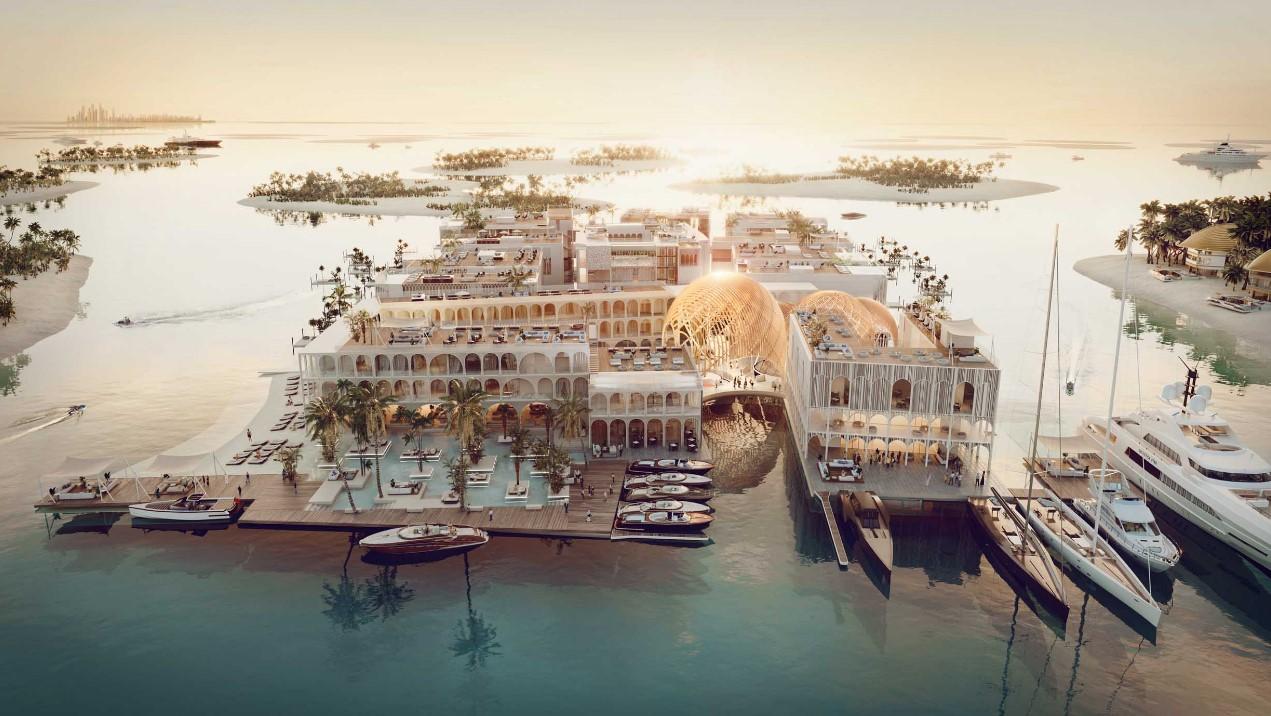 Возле Дубая построят еще одну Венецию