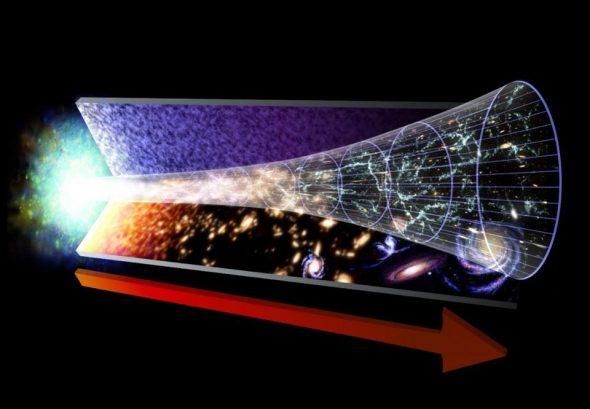В начале Вселенной был вовсе не Большой взрыв. Но что?