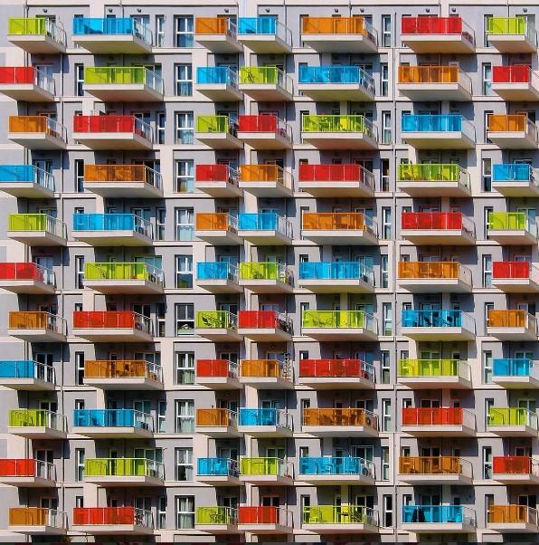 Стамбул в квадрате: неожиданные ракурсы старого города
