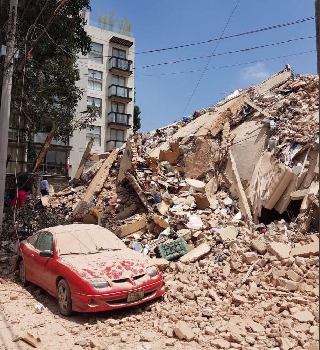 Землетрясение в Мексике: количество жертв растет, среди погибших есть дети