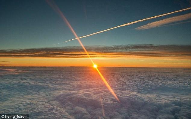 Мне сверху видно все: британские пилоты показали захватывающие фото