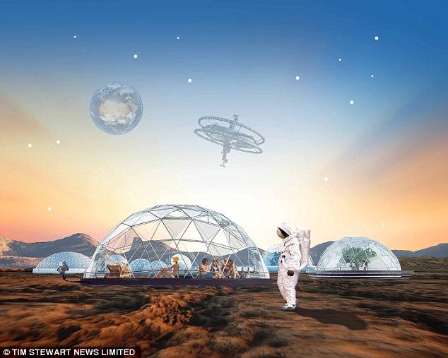 Летающие автомобили, космический туризм и плащи-невидимки станут реальностью в ближайшие 50 лет