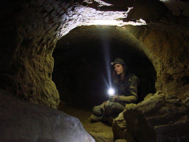 Неизвестные пещеры Харьковской области: липцевские подземелья