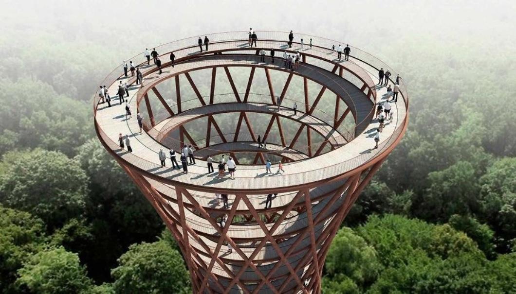 Датчане построят лестницу на небеса
