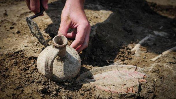 Украинские археологи обнаружили древнейший курган на Харьковщине