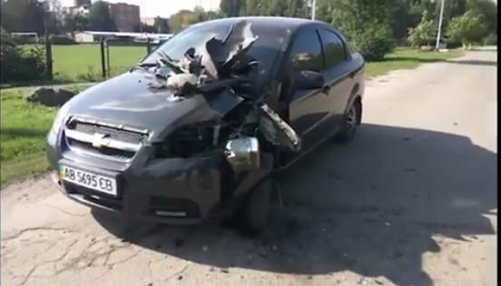 Взрывы в Калиновке: разрушенные дома и покореженные автомобили
