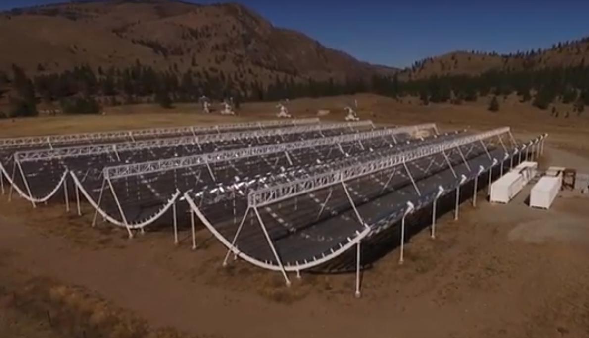 В Канаде появился самый мощный космический радиотелескоп