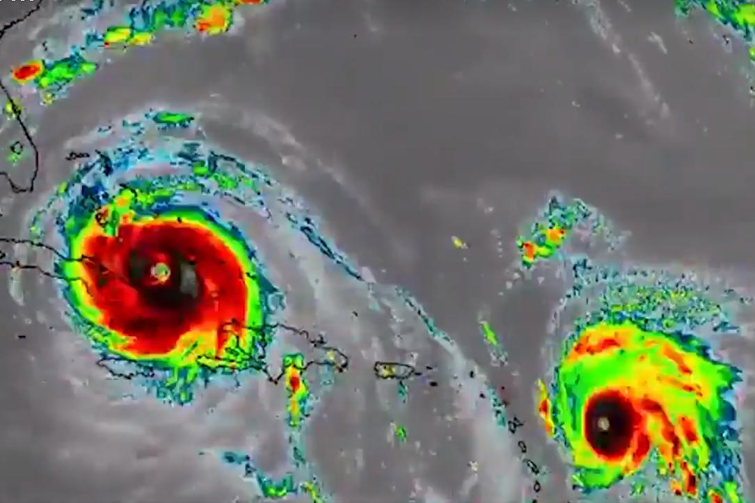 10 дней урагана