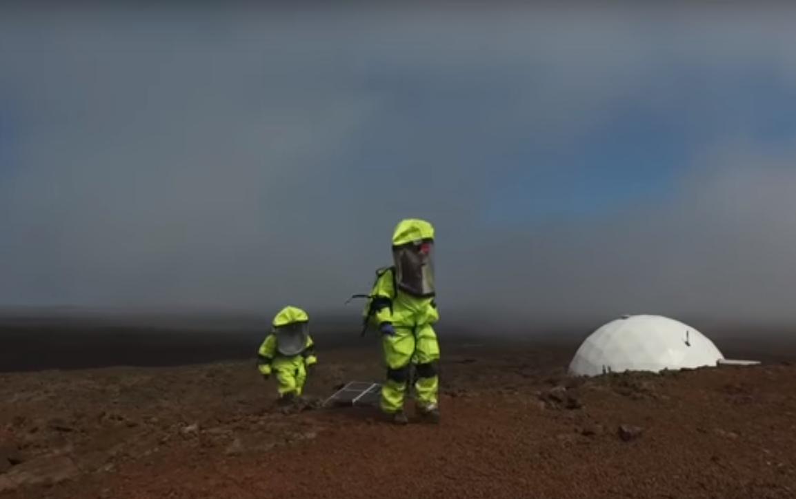 Марсианская миссия окончена: шестеро смелых вернулись