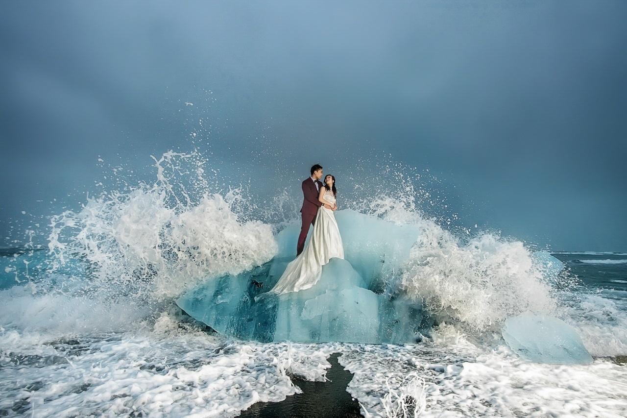 Лучшие свадебные фотографии путешественников