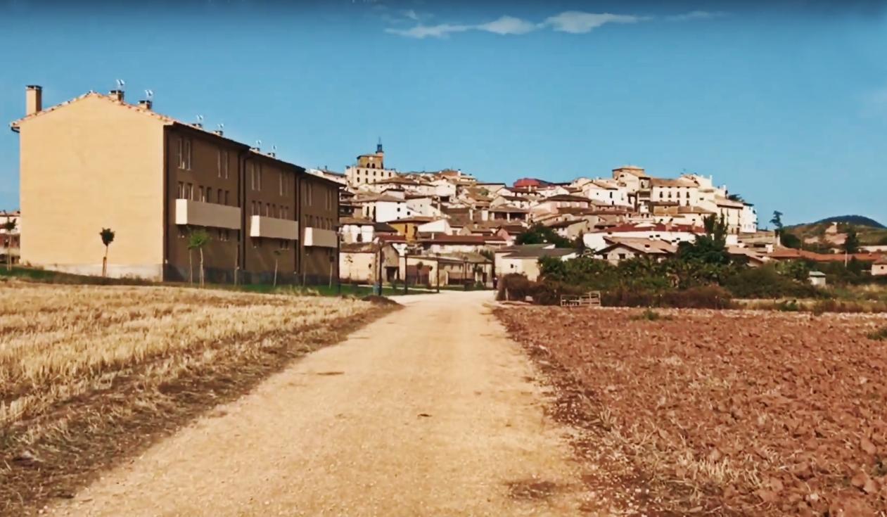 По Пути святого Иакова: прощание с Наваррой (видео)
