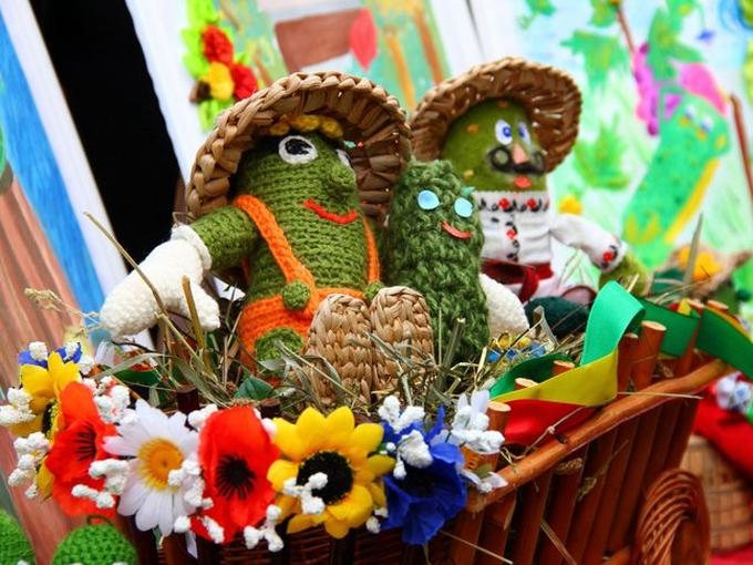 В Нежине пройдет фестиваль нежинских огурчиков