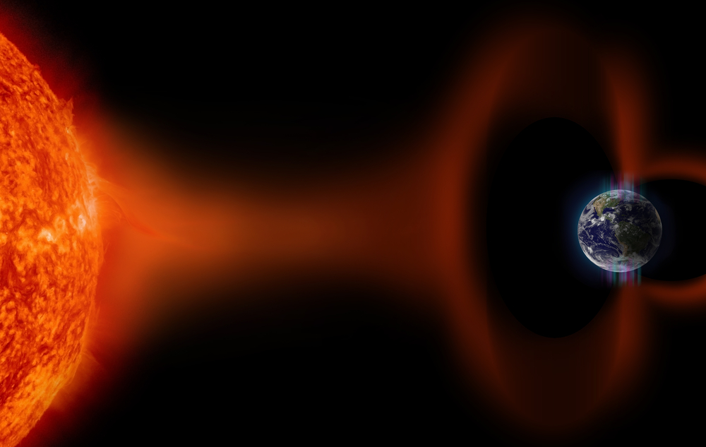 На Солнце произошла четвертая мощнейшая вспышка: последствия