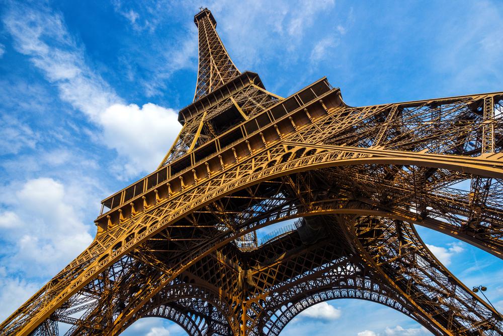 Эйфелева башня приняла 300-миллионного посетителя.Вокруг Света. Украина