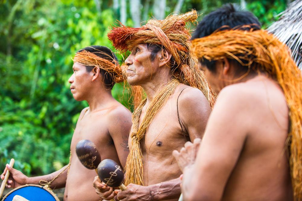 Диких индейцев Амазонки в Бразилии убили старатели