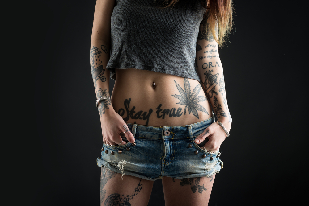 Европейцы без тату скоро станут редкостью