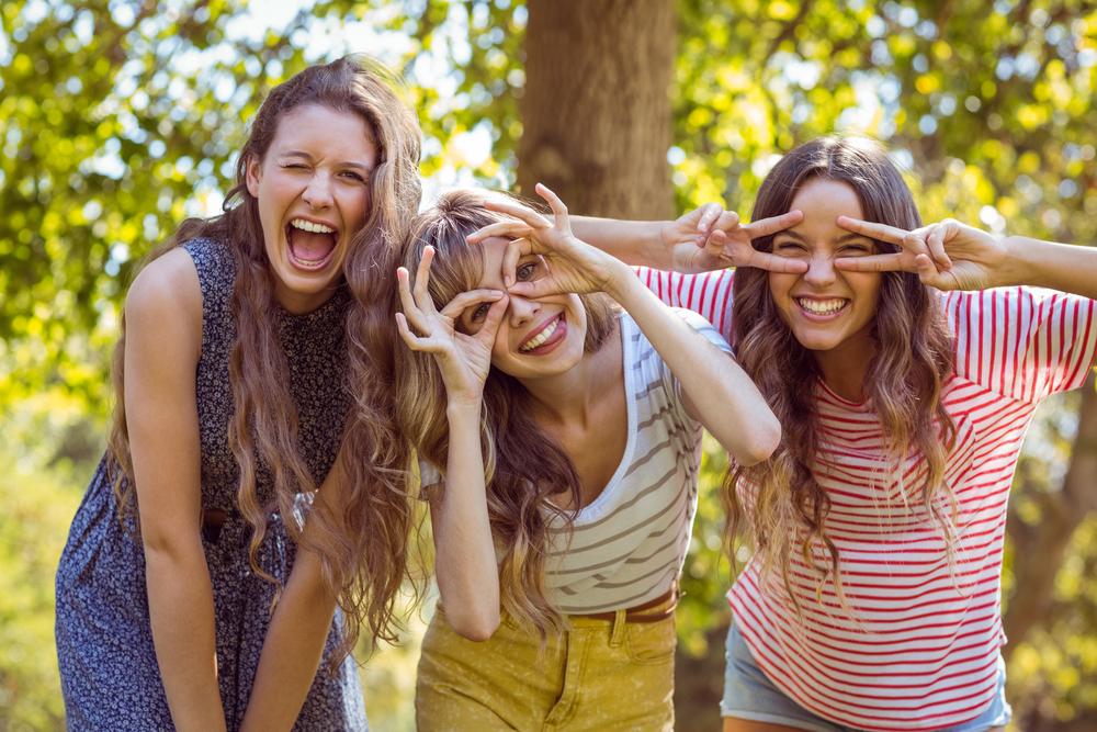 Ученые доказали, что счастье заразно
