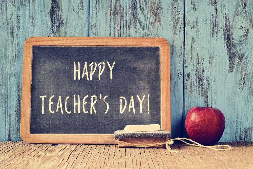 Всемирный день учителя: отмечаем два раза для закрепления материала