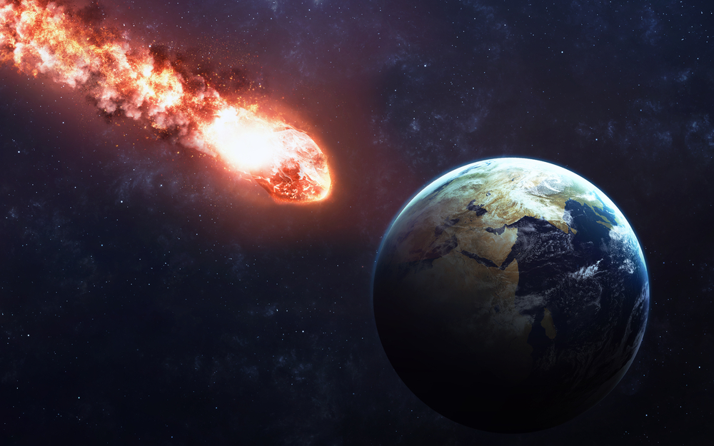 Жалкие миллионы: астрономы пересчитали астероиды, угрожающие Земле.Вокруг Света. Украина